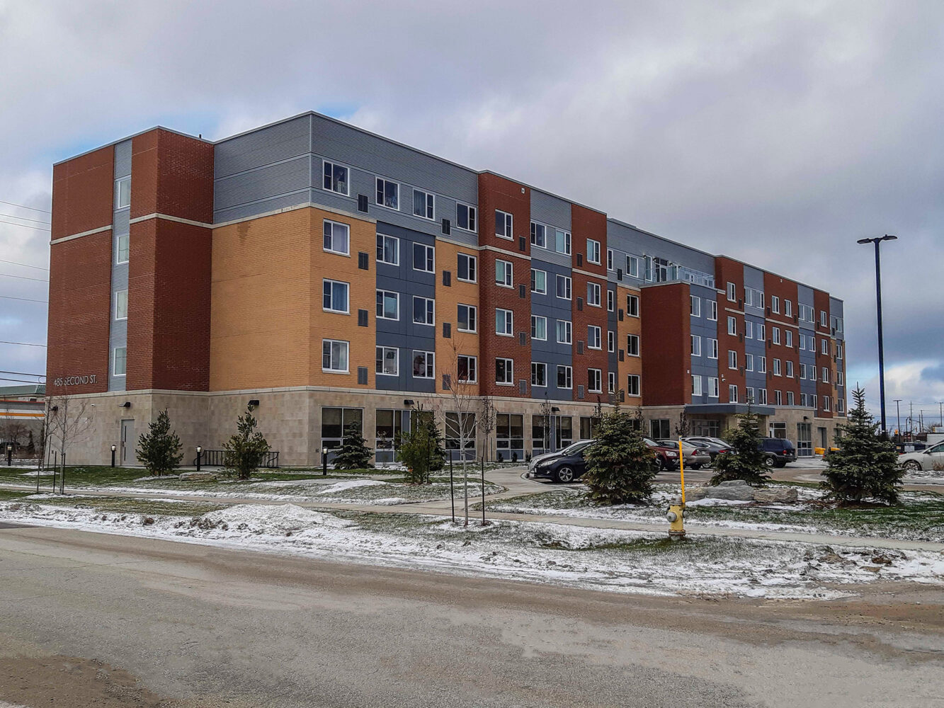 Simcoe County Housing Corporation