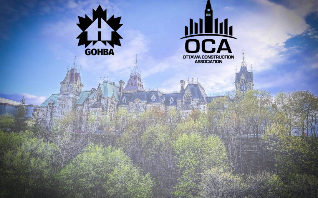 Proud Members of the GOHBA and OCA